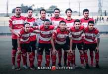 Skuad Madura United FC Piala Gubernur Jatim 2020