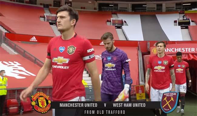 Hasil Liga Inggris Manchester United Vs West Ham United